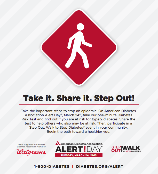Action Alert Save Americans With >> American Diabetes Association Alert Day Will You Save Your Life