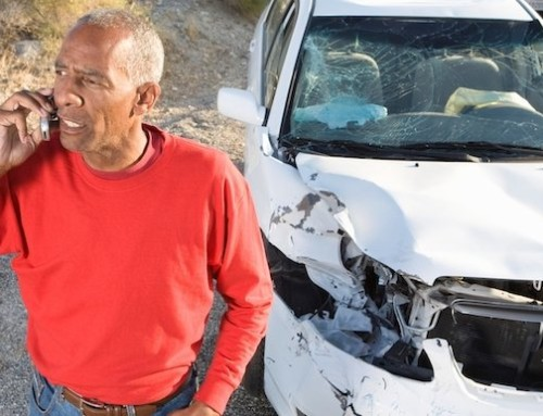 What Causes Lower Back Pain After Car Accident?