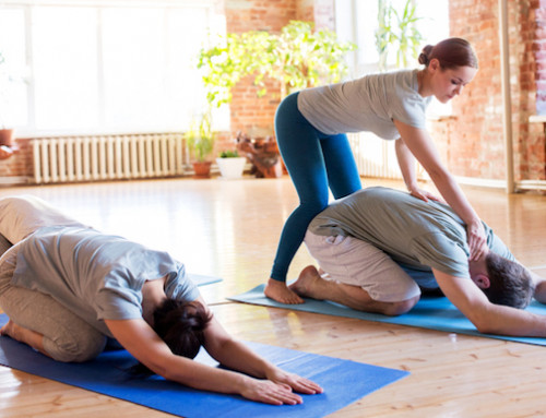10 Beautifully Easy Yoga Poses For Upper Back Pain