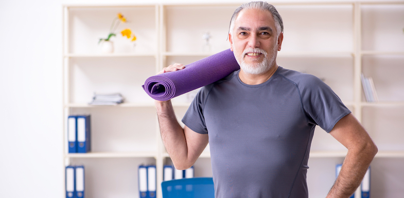 How To Practice Easy Yoga For Arthritis: 9 Poses To Try | PainDoctor.com
